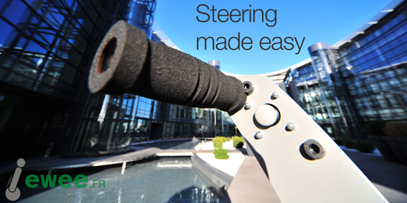 Ewee-pt steering made easy